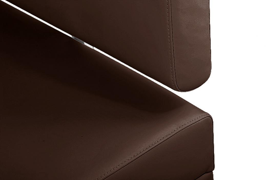 sam sitzbank sabrina 125 cm recyceltes leder braun demn chst. Black Bedroom Furniture Sets. Home Design Ideas