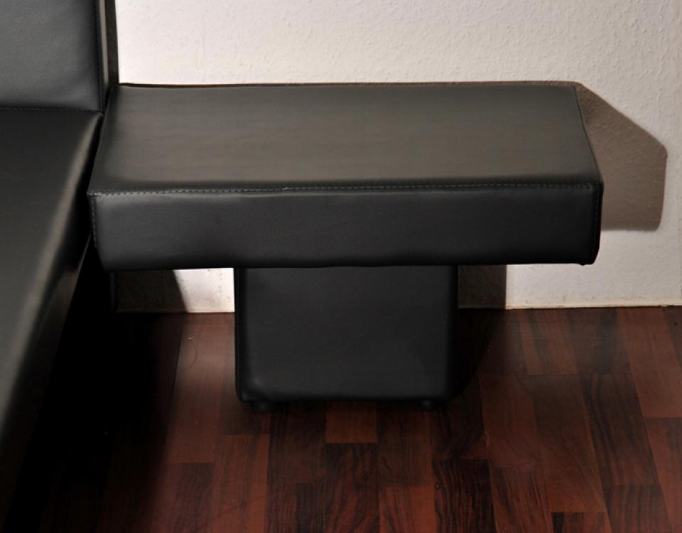 sam polsterbett innocent 140 cm black pearl schwarz. Black Bedroom Furniture Sets. Home Design Ideas