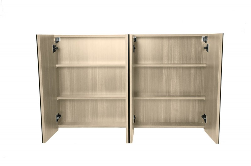 sam 4tlg badezimmer set sonomaeiche 120 cm verena demn chst. Black Bedroom Furniture Sets. Home Design Ideas