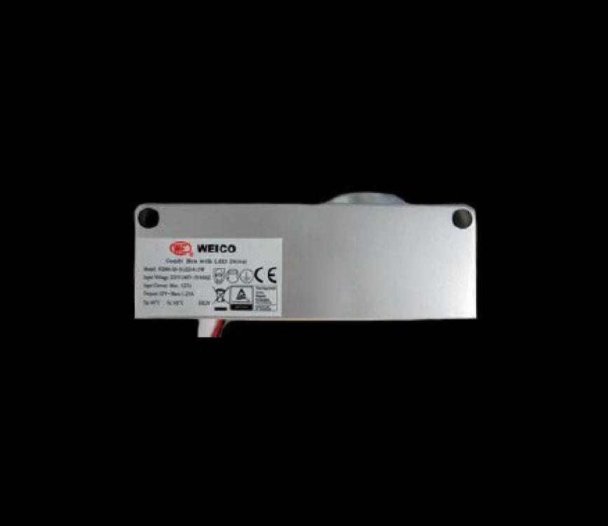 SAM® Badezimmer Spiegelschrank Beleuchtung LED-2er Set