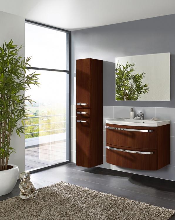 sam badm bel set 3tlg waschtisch 90 cm wenge holz dynamic. Black Bedroom Furniture Sets. Home Design Ideas