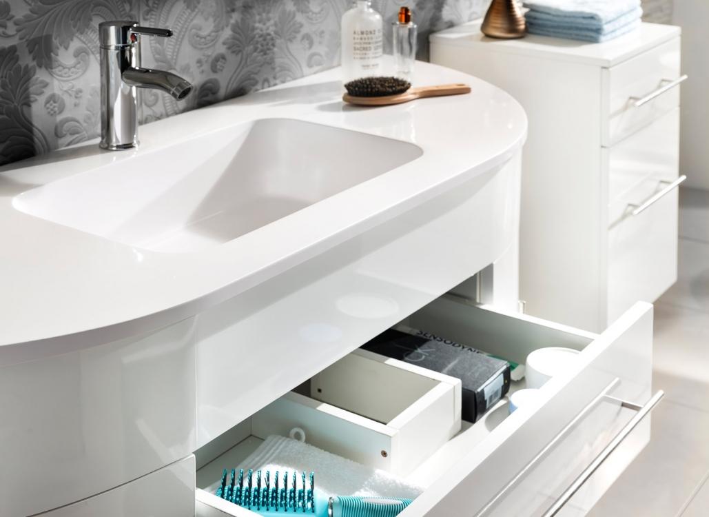 sam badm bel set 5tlg waschbecken 140 cm wei hochglanz dublin demn chst. Black Bedroom Furniture Sets. Home Design Ideas