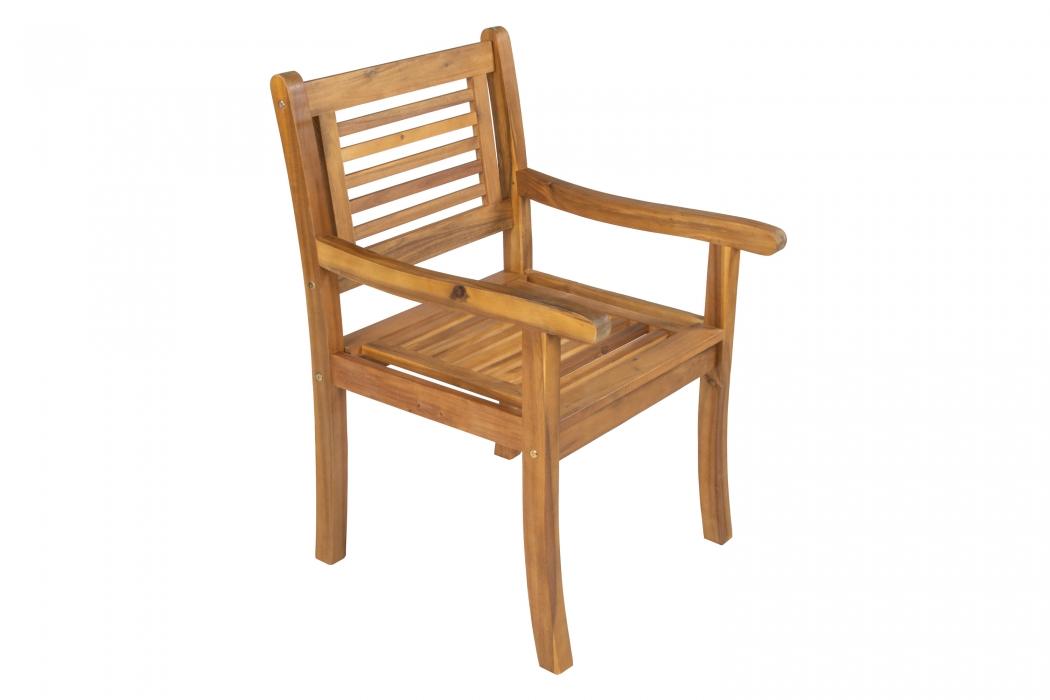 sam gartensessel armlehnstuhl aus akazienholz fsc coruna. Black Bedroom Furniture Sets. Home Design Ideas