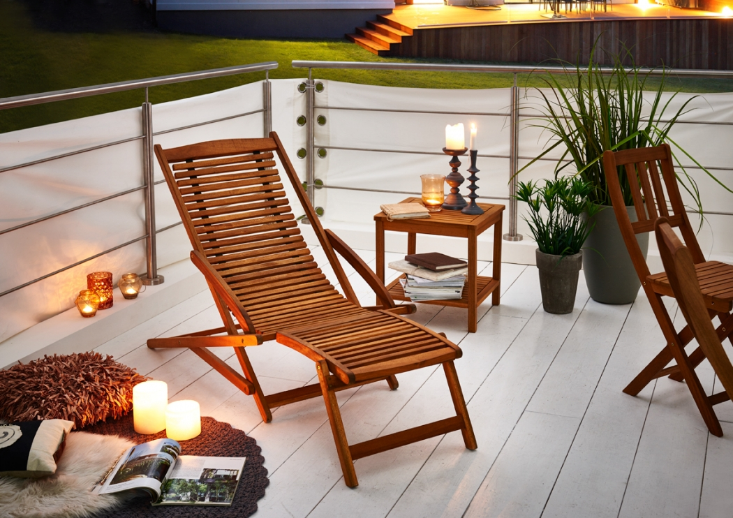 sam sonnenliege gartenliege aus akazienholz 150 cm fuki. Black Bedroom Furniture Sets. Home Design Ideas