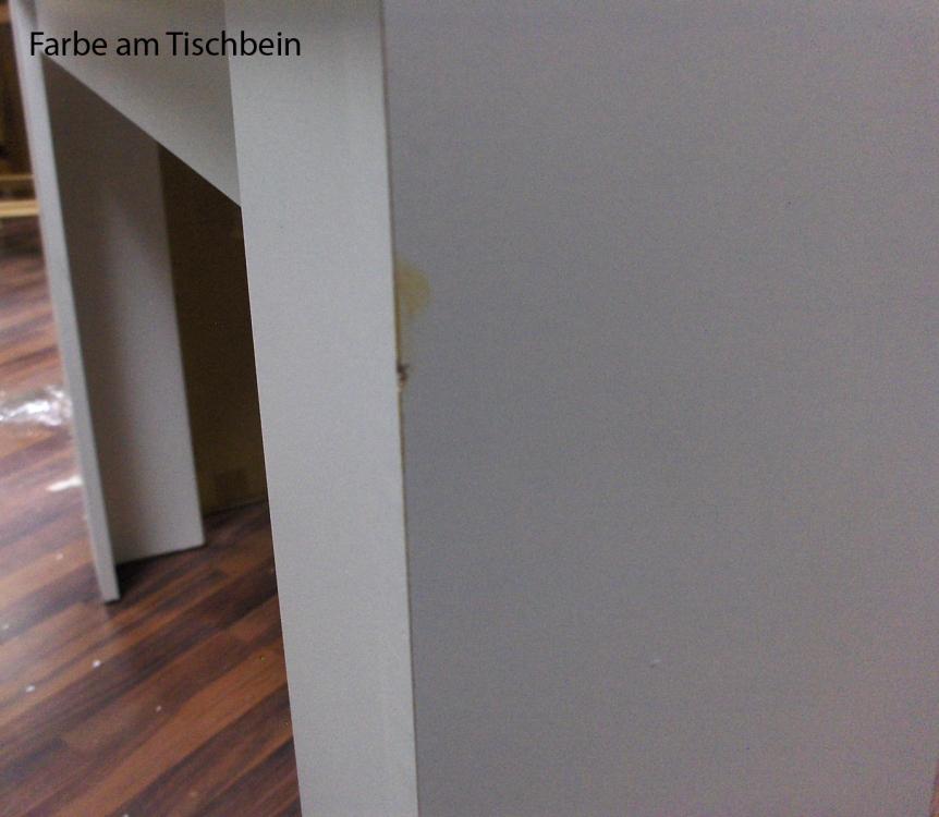 sam® b-ware-31 esszimmer tisch holztisch eichefarben 120 x 76 x 80 cm, Esszimmer dekoo