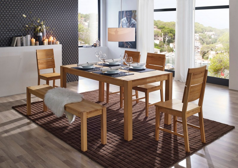 tischgruppe g nstig kaufen essgruppen von sam. Black Bedroom Furniture Sets. Home Design Ideas