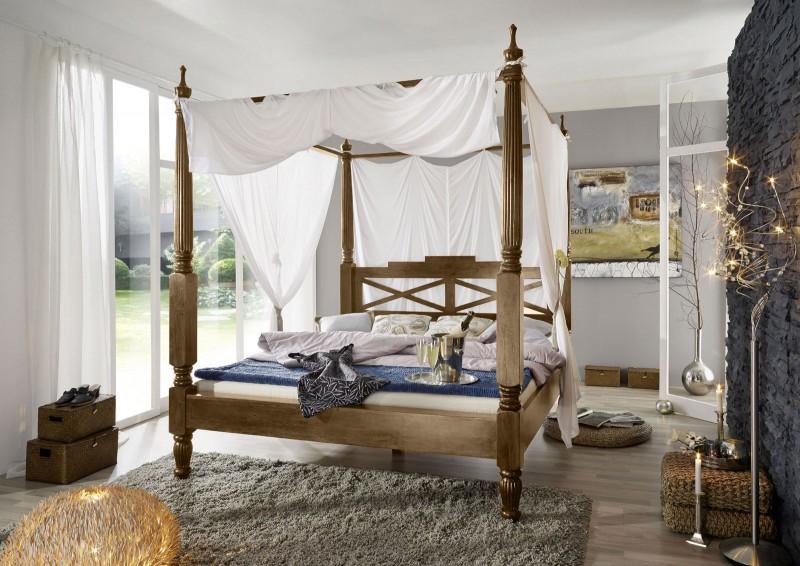 himmelbetten g nstig bei stilartm bel kaufen. Black Bedroom Furniture Sets. Home Design Ideas