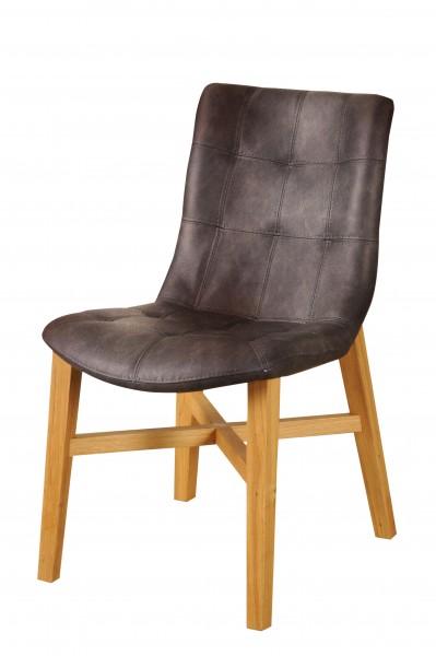 sam esszimmer design stuhl choco eiche bernd. Black Bedroom Furniture Sets. Home Design Ideas