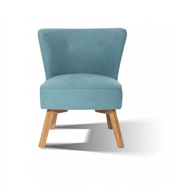 sam design ohrensessel 4736 15 blau hevea sit. Black Bedroom Furniture Sets. Home Design Ideas