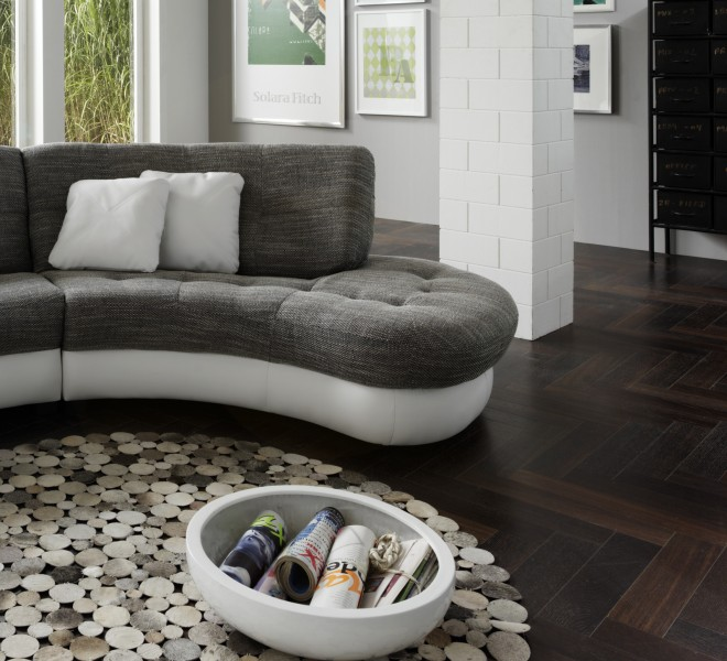 sam ecksofa grau wei 302 cm roma or polsterecke. Black Bedroom Furniture Sets. Home Design Ideas
