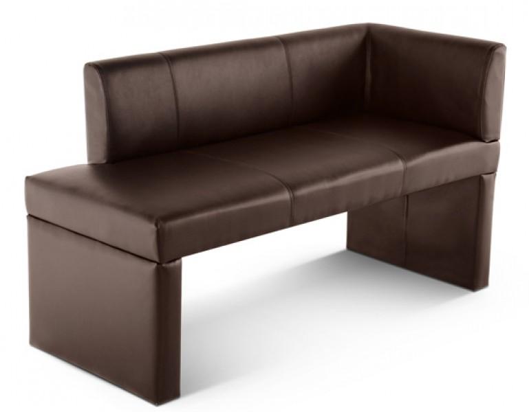 sam ottomane recamiere recyceltes leder braun toulouse ii. Black Bedroom Furniture Sets. Home Design Ideas