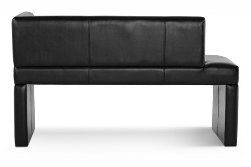 sam ottomane recamiere recyceltes leder paris ii schwarz demn chst. Black Bedroom Furniture Sets. Home Design Ideas