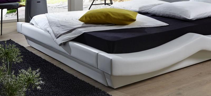 sam polsterbett innocent 200 x 220 cm farbauswahl pearl. Black Bedroom Furniture Sets. Home Design Ideas