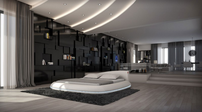 sam rundbett innocent 200 x 200 cm farbauswahl budoir. Black Bedroom Furniture Sets. Home Design Ideas