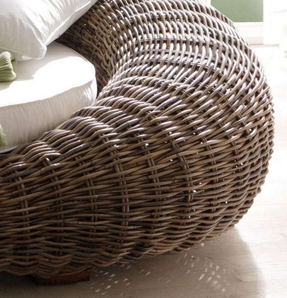 sam sofa natur 233 x 57 x 144 cm rattan donutelo 8100. Black Bedroom Furniture Sets. Home Design Ideas