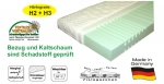 SAM® 7 Zonen Kaltschaum H2 Matratze 90 x 200 cm Sensitive