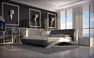sam polsterbett innocent 160 x 200 cm farbauswahl anessi bestellware. Black Bedroom Furniture Sets. Home Design Ideas