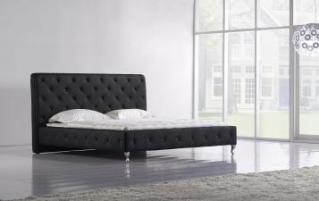 sam polsterbett 160 cm goya farbauswahl bestellware. Black Bedroom Furniture Sets. Home Design Ideas