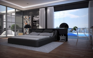 sam polsterbett innocent 180 x 200 cm farbauswahl luce bestellware. Black Bedroom Furniture Sets. Home Design Ideas