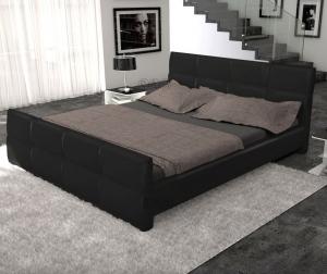 sam polsterbett innocent 200x220cm farbauswahl. Black Bedroom Furniture Sets. Home Design Ideas