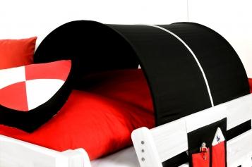 SAM® Tunnel für Spielbetten in schwarz