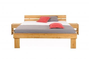 sam massivholzbett g nstig 180x200 cm wildeiche bettk sten camillo auf lager. Black Bedroom Furniture Sets. Home Design Ideas