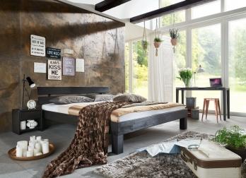 Bett unter einer Dachschräge - Tipps und kleine Tricks - Zuhause bei ...