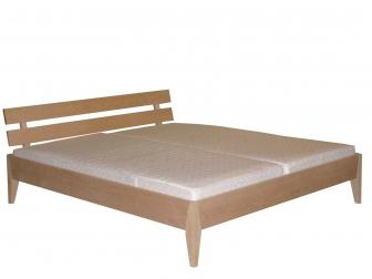 sale massivholzbett 180 x 200 cm f r rollroste buche toscana auf lager. Black Bedroom Furniture Sets. Home Design Ideas