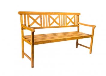 SAM® Gartenbank Akazie 160 cm 3-Sitzer Sitzbank RIDOS Auf Lager !
