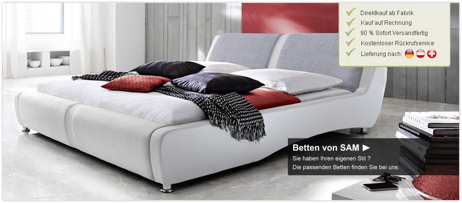 betten online shop die neueste innovation der. Black Bedroom Furniture Sets. Home Design Ideas