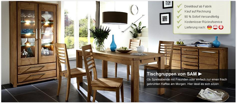 sam m bel shop f r designm bel betten uvm g nstig online kaufen. Black Bedroom Furniture Sets. Home Design Ideas
