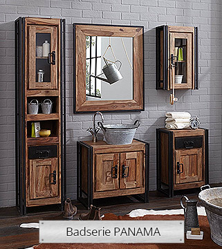 industrie chic stil art m bel. Black Bedroom Furniture Sets. Home Design Ideas