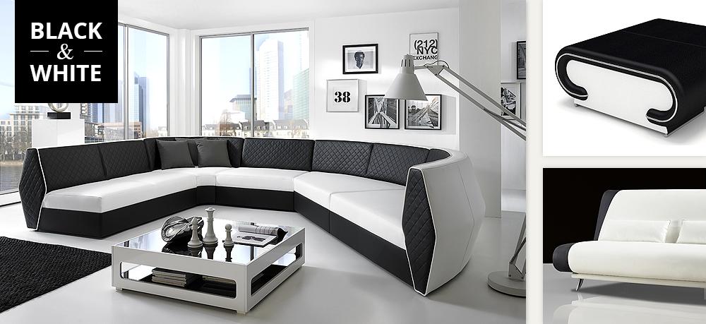 Black & White Look - Elegant, hochwertig, edel