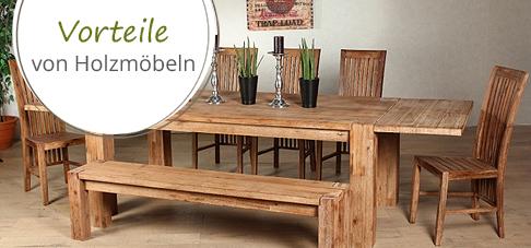 Vorteile Von Möbeln Aus Massivholz