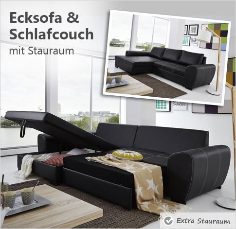 schlafsofas zum tr umen funktional schick. Black Bedroom Furniture Sets. Home Design Ideas