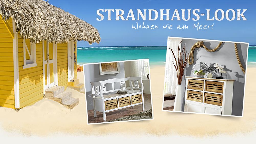 Strandhaus-Look