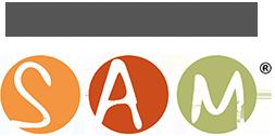 Zuhause bei SAM - Logo