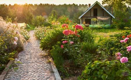schoner garten mit wenig aufwand – rekem, Garten und Bauen