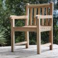 Die Qual der Wahl: Klappstuhl oder Gartenstuhl?