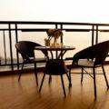 Der ideale Gartentisch für den Balkon