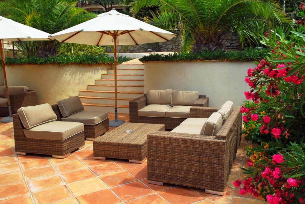 Das ideale Gartenmöbel Set   Zuhause bei SAM®