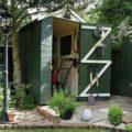 Geräteschuppen – Ordnung und Sicherheit im Garten schaffen