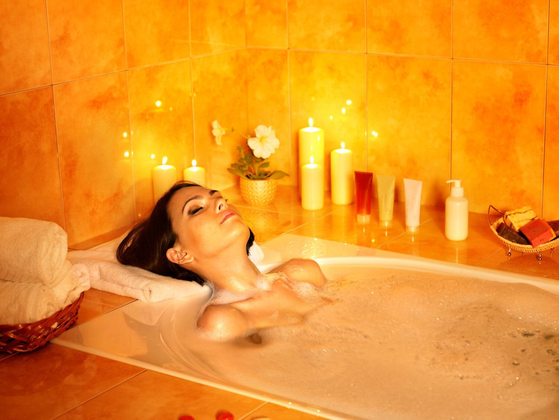 Das Badezimmer in eine Wellness-Oase verwandeln