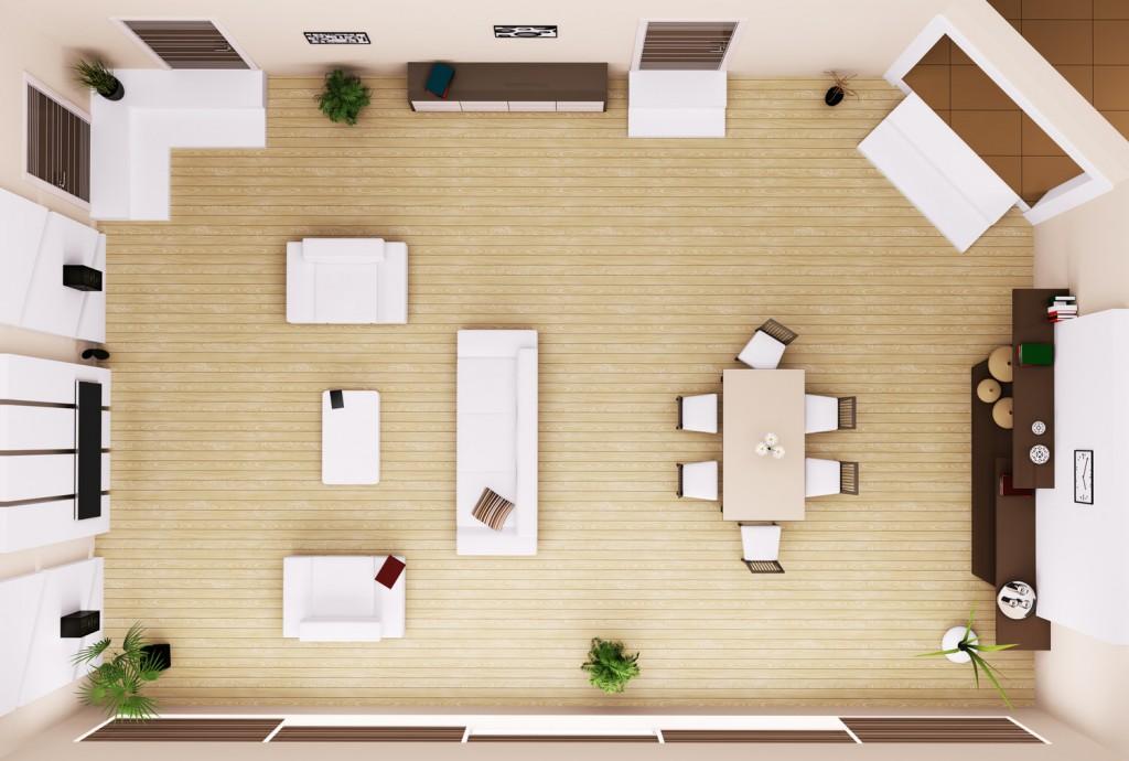 3D-Raumplaner: Einrichtung am Computer planen - Zuhause bei SAM®