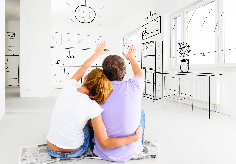meine erste wohnung: tipps zum einrichten - zuhause bei sam®, Wohnzimmer dekoo