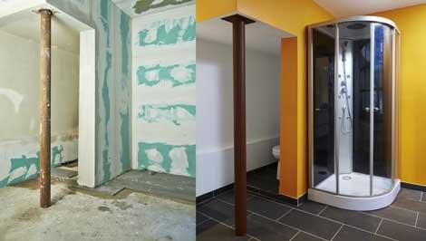 Wertvolle Tipps zur Badezimmer-Renovierung - Zuhause bei SAM®