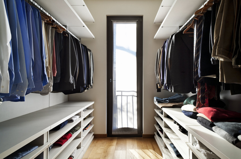 Begehbarer Kleiderschrank – Tipps für die Planung - Zuhause bei SAM®