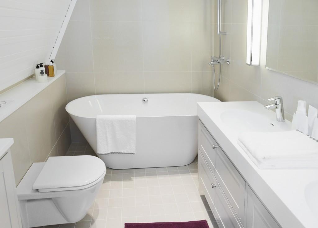 good einfache dekoration und mobel kleines badezimmer was nun #1: Kleines Bad, was tun? - Badmöbel für kleines Bad