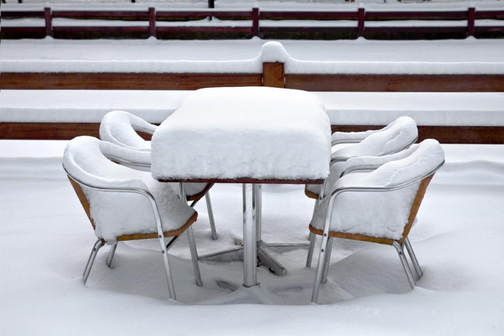 Gartenmöbel winterfest machen - Zuhause bei SAM®