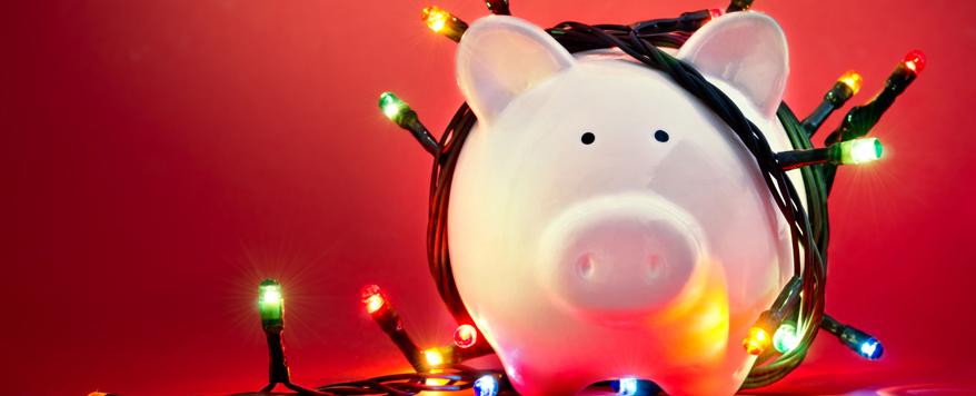 So macht Weihnachten Spaß: Mit LED-Lampen wandert das Geld ins Sparschwein statt in die Stromrechnung
